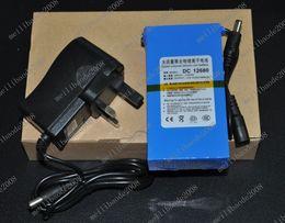 Wholesale 12v Cam - O38 12V Rechargeable Li-lion Battery for CCTV Cam 6800mAh