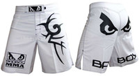 Wholesale Mma Fighting Shorts - L,XL,XXL,XXXL MMA BADBOY man Fight shorts R20