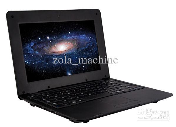 Cheap The 10 Inch Laptop Mini Computer 4gb Wifi Netbooks