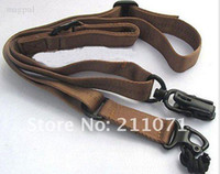 Wholesale Coyote Tactical - Sling Belt Two Point Carry Waist Belt for Tactical Hunting Shooting Coyote Brown