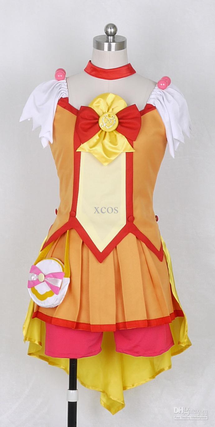 Sorridi PreCure! 004 Costume Cosplay