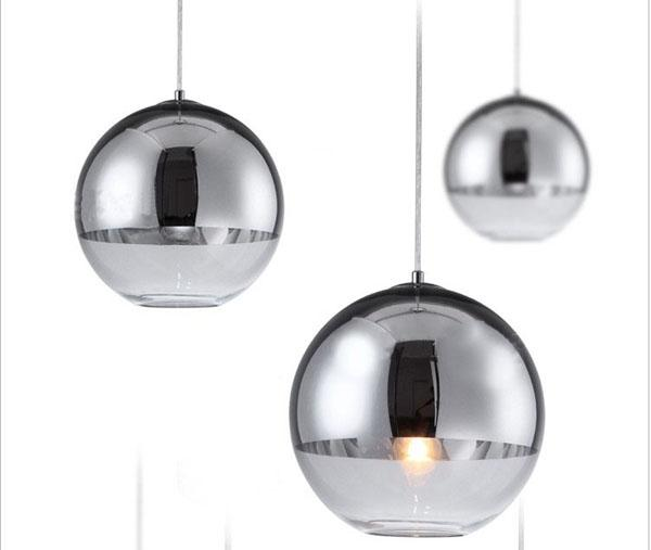 Silver Light Pendants Discount 40cm tom glass mirror ball dixon light bubble ceiling discount 40cm tom glass mirror ball dixon light bubble ceiling lighting pendants silver industrial pendant light pendant light fittings from simpleart audiocablefo