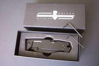 толстые ножи оптовых-EXTREMA соотношение FUlCRUM-II-D 4 мм толщина складной нож карманный нож выживания складной нож походные инструменты ножи бесплатная доставка