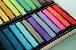 Wholesale Hair Crayon Sticks - 2013 the most popular with my hair dyed hair becomes soft hair dye pen 24 color crayons hair stick hair chalk