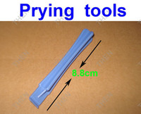Wholesale Cross 4s - Plastic Pry Tool Cross Prying tools Crowbar Blue Opening Shell tools kit for iPhone 4  4s   5 Cell phone Repair 2000pcs lot