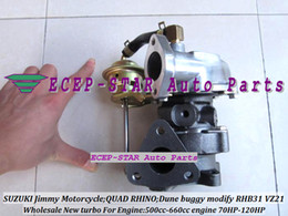 $enCountryForm.capitalKeyWord Canada - RHB31 VZ21 13900-62D51 Turbocharger Turbo For SUZUKI Jimny mini car 500cc-660cc engine;MOTORCYCLE QUAD RHINO;Dune buggy modify 70HP-120HP