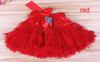 Brand New Baby pop pettiskirts dress girl's colorful skirt girl's pettiskirt girl's skirt fluffy dress hot selling