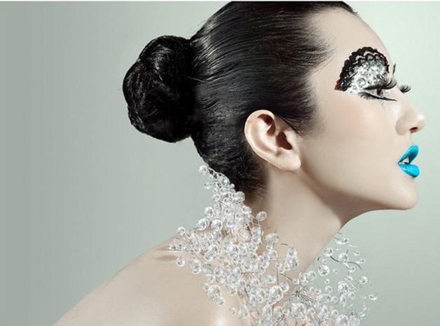 50 pares de Sombra de Olho Adesivo Decalque Ferramentas de Maquiagem Dupla Pálpebra Produtos Cosméticos Frete Grátis