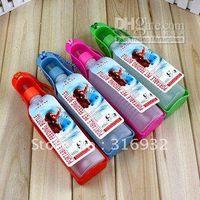 Wholesale Wholesale Ceramic Pet Dishes - Pet Dog Cat Portable Travel Water Bottle Dish Bowl 450ML