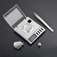 Wholesale Digital Price Weighting - Lowest Price 10pcs lot New 0.001g-20g 0.001-20g 0.001g 20g 0.001X20g Mini Digital Pocket Jewelry Diamond Weight Scale Mini