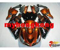 Wholesale Kawasaki Zx14r Fairings - For Kawasaki ZX14R ZX 14R 06 07 Fairing Bodywork Kits High Quality MotoGP ABS K1