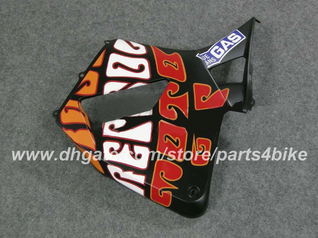 Carénages de moto Injection pour Honda CBR600RR 2003 2004 CBR 600RR 03 04 CBR600 F5 03 04 Carénage de mode orange NOde carrosserie RX8f