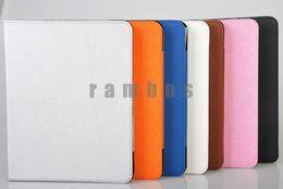 $enCountryForm.capitalKeyWord Canada - Tablet PC Leather Case Stand Cover Folio Book Case Auto Wake Sleep for ipad 2 3 4