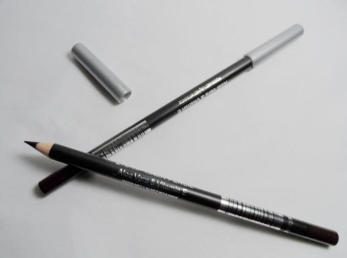 Ücretsiz Kargo 12 adet Makyaj Kaş Kalemi Göz Kalemi Siyah kahverengi Eyeliner Kalem Kalem