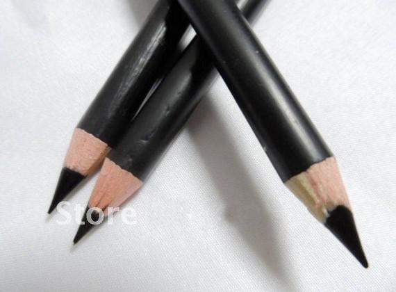 Precio más bajo maquillaje ceja lápiz delineador de ojos negro marrón