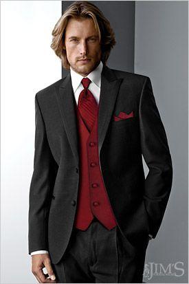 Custom Made Black Groom Tuxedos Wedding Suits Prom Clothing Jacket ...
