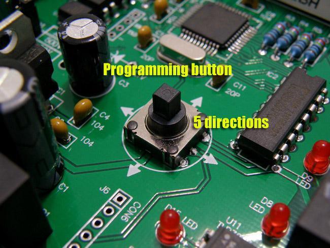 Frete Grátis Controlador Lógico Programável PLC Módulo PWM Motor de Passo Placa de Relé Motorista # SM536 @ CF