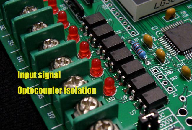 Spedizione gratuita Programmable Logic Controller Modulo PLC PWM Stepper Motor Driver Scheda relè # SM536 @ CF