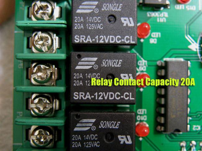 Gratis verzending Programmeerbare logische controller PLC Module PWM Stepper Motor Driver Relay Board # SM536 @CF