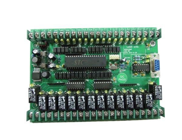 New 30MR 51PLC Programmable Logic Controller PLC Microcontroller Control Board Control Panel #SM539 @SD