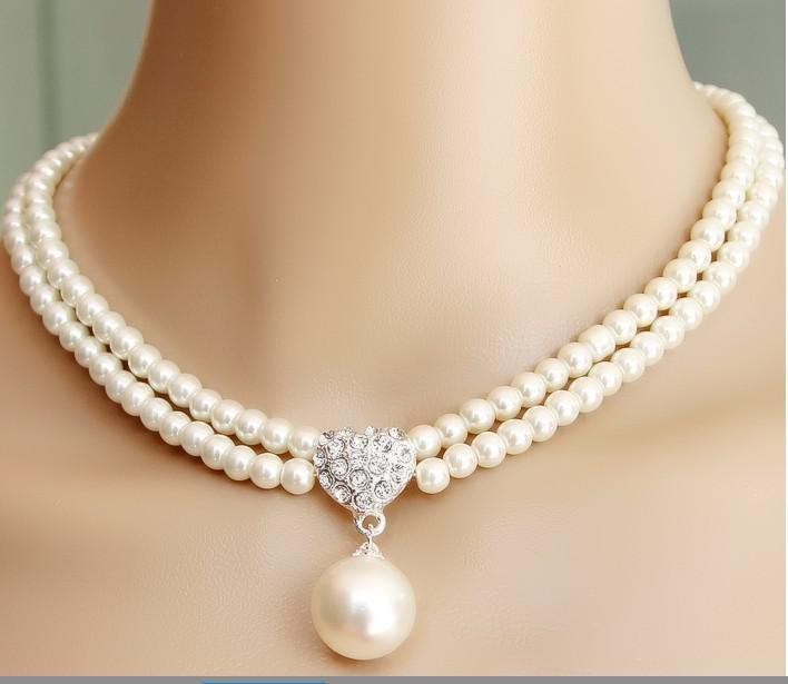 Fashion new wedding jewelry bridal jewelry sets necklace earrings fashion new wedding jewelry bridal jewelry sets necklace earrings brides wedding accessories wholesale wedding jewelry store all bridal jewelry from yzs168 junglespirit Image collections