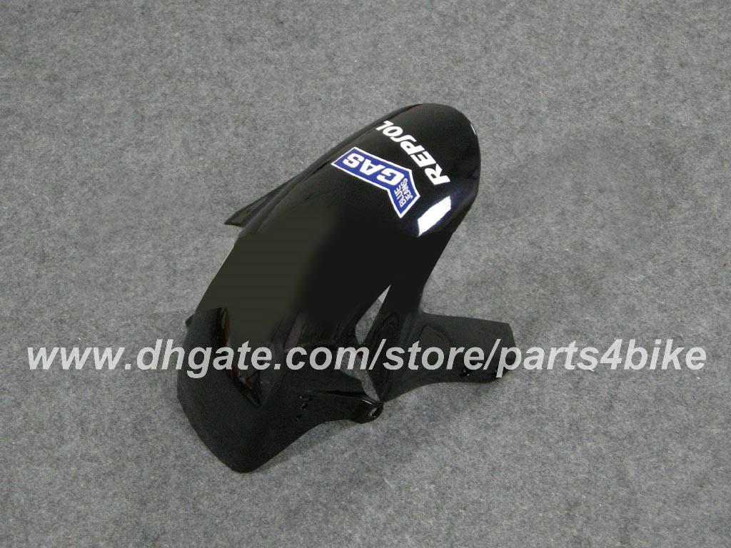 ABS Plastic Fairing Kit Injectie voor Honda CBR-1000RR 06 07 CBR1000 2006 2007 Verkleiningen Body Aftermarket Oranje Repsole Motocycle Onderdelen RX2L