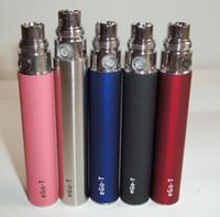ego t preise großhandel-Kostenloser Versand EGO-T Batterie 650mAh 900mAh 1100mAh hohe Kapazität Fabrik Preis