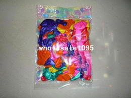 Wholesale Large Round Balloons - 1lot(bag)=100pcs Blending 10-inch Round pearl party 120g party balloon wholesale  birthday party dec