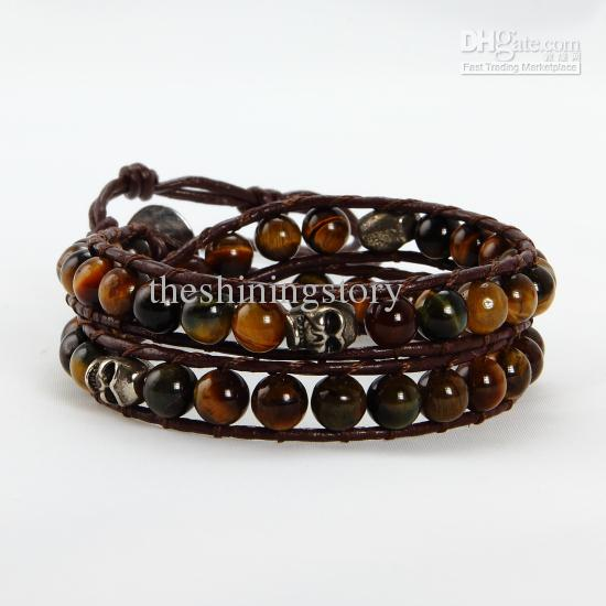 2018 bracelets beaded beaded leather wrap bracelet leather men 2018 bracelets beaded beaded leather wrap bracelet leather men bracelet designer jewelry from theshiningstory 556 dhgate publicscrutiny Image collections