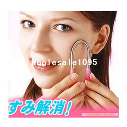 facial threading epistick epilator spring UK - (10pcs lot)Facial Threading Epistick face Epilator Spring Hair Remover Removal Stick
