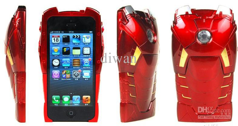cover ironman iphone