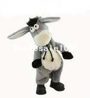 Wholesale Pet Rocks - Free shipping,Electronic pet donkey, can dance sing shook his head electric donkey, rock donkey, chi