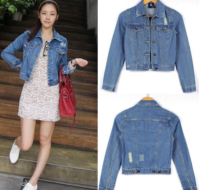 Jeans jacket online for ladies – New Fashion Photo Blog