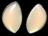 Wholesale Silicone Breast Form Bra - Silicone Breast Pad & Insert Push Up Pad Waterproof Breast Care Form Enhancer Bikini Bra Insert Pad