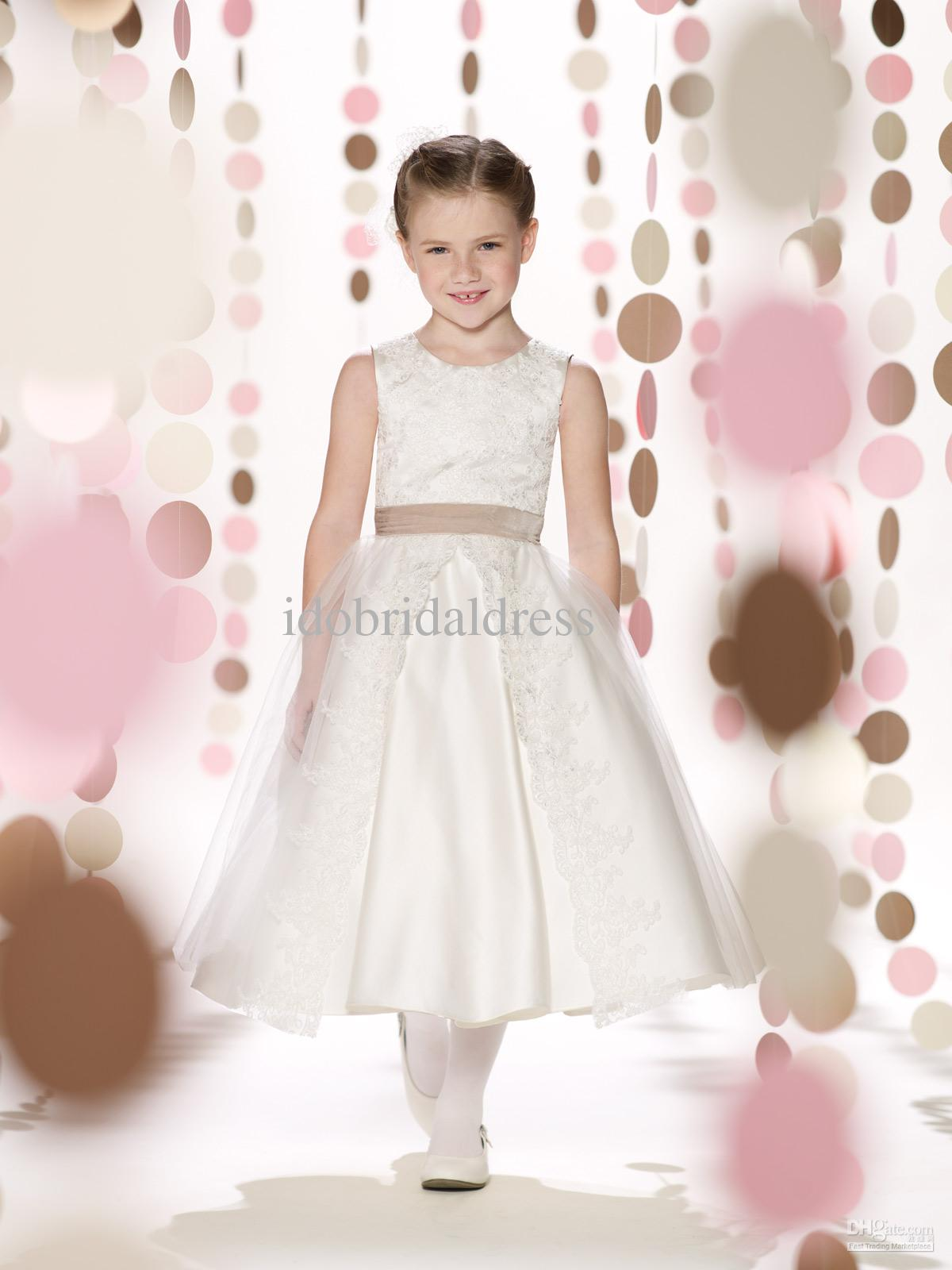 Lovely 2013 dresses for girls of 7 years old a line satin and lace lovely 2013 dresses for girls of 7 years old a line satin and lace sleeveless flower girl dress flower girl dreses flower girl dress tulle from ombrellifo Choice Image