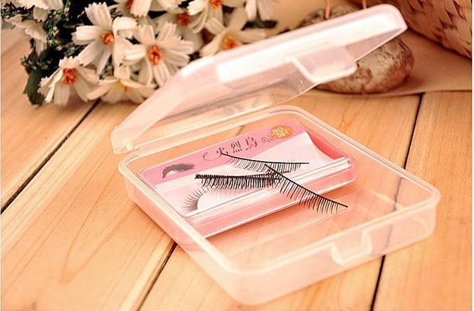 False Eyelash Collection Box\/ Eyelashes Case,Storage Box ...