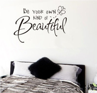 Wholesale Decorative Wall Wording - Free shipping 10 piece English words home Decorative Wall Paper Art wall Sticker christmas gift