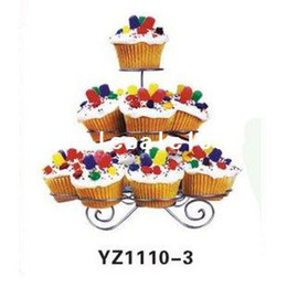 Chinese  New Cupcakes Dessert Stand Muffincups Holder Christmas Tree, Wedding Decoration, Birthday and Party manufacturers