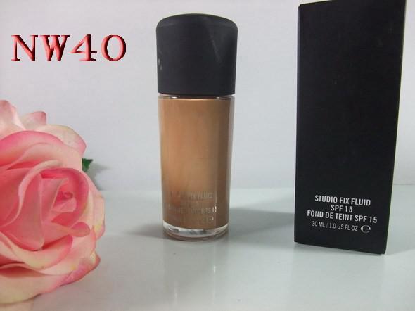 Make-up van hoge kwaliteit 6 kleuren NW20-NW45 Style Foundation Liquid 30ml SPF15