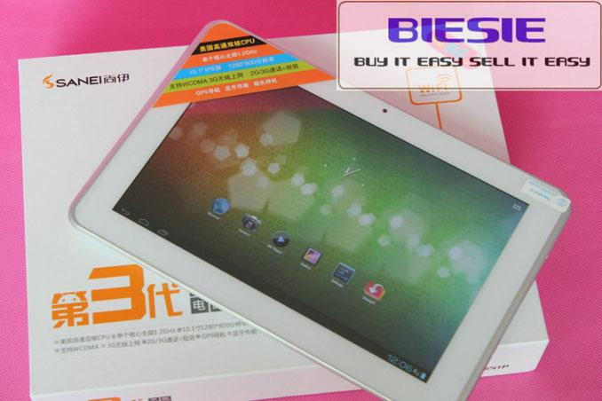 DHL geben dropshipping Sanei N10 3G Tablette-PC 10