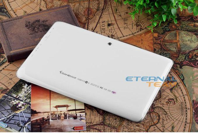 "Sanei N10 3G tablet pc 10"" IPS 1280x800 multi touch Qualcomm Quad core WCDMA Phone Call Bluetooth 3.0"