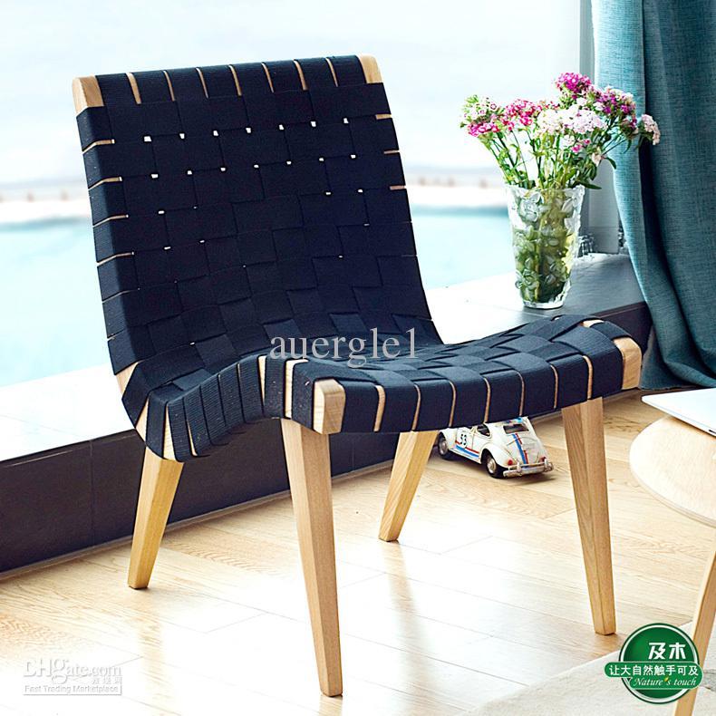 Marvelous Replica Jens Risom Lounge Chair