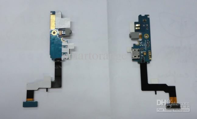 Cabo de carregamento do cabo flexível do porto do conector da doca para o porto de carregamento Flex do i9100 USB de Samsung da samsung S2 II
