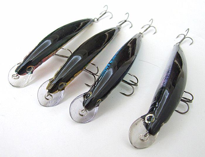 Minnow bait fishing lures plastic hard bait throwing fishing lures fishingtackle floating china hook 105mm/13g
