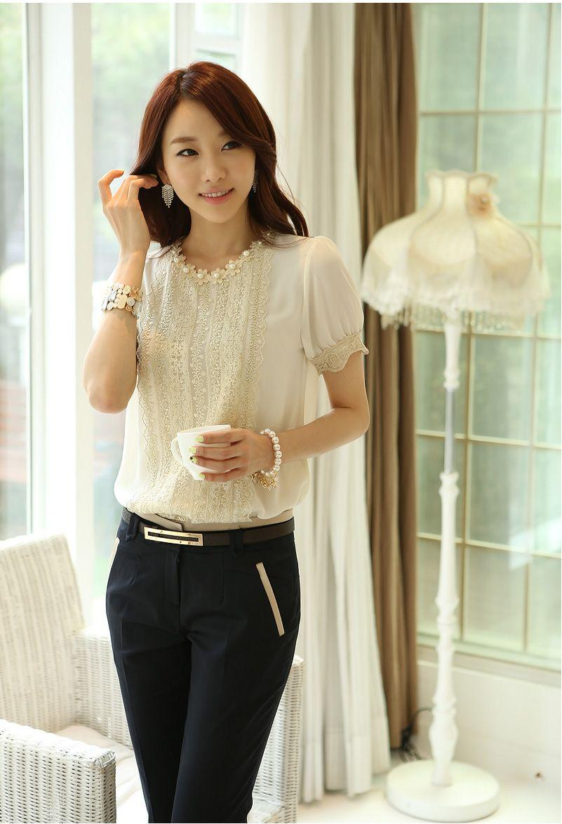 Summer Blouses For Women 2013