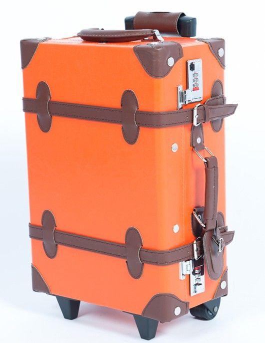Fashion Womens Vintage Travel Bag Trolley Luggage Suitcase Handbags Bags From B2b 520 20563