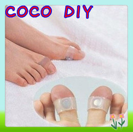 Wholesale Easy Slimming Weight Loss - Hot! Guaranteed 100% New Original Magnetic Silicon Foot Massage Toe Ring Weight Loss Slimming Easy H
