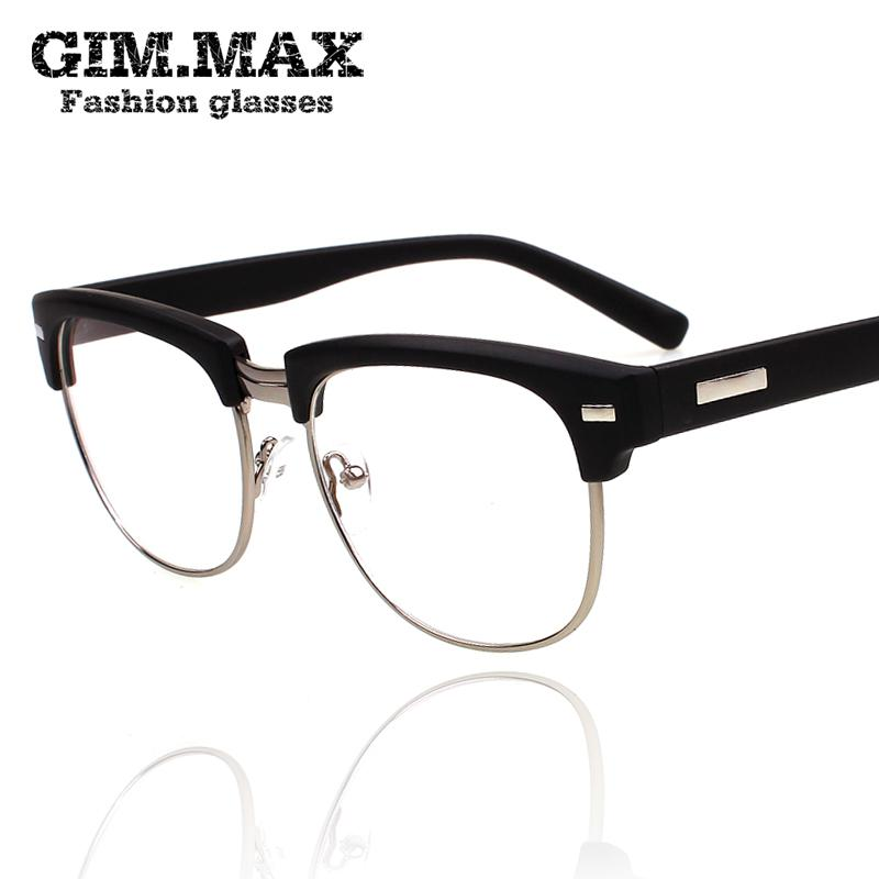 Big Circle Glasses