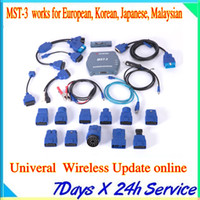Wholesale Key Programmer Scan - 2013 newcome specialized MST-3 Universal Diagnostic Scan Tool mst 3 car scanner with free shipping