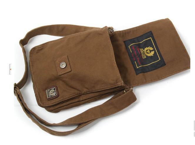 Leisure Canvas Bag Akarmy Brand Bag Man Shoulder Bag Man Bag ...